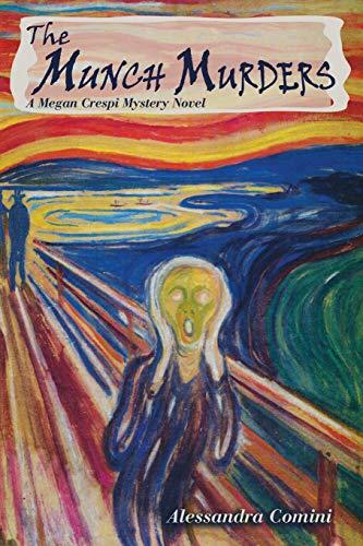 9781632931030: The Munch Murders, A Megan Crespi Mystery Novel