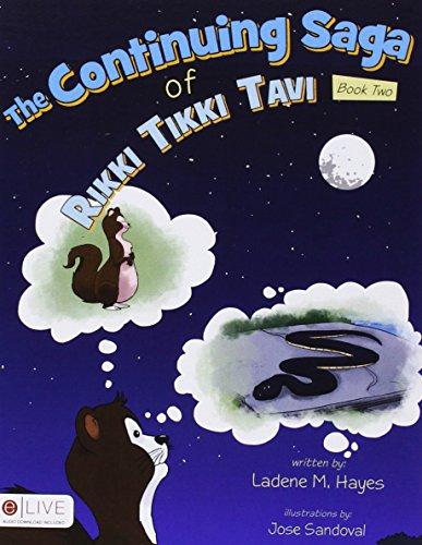 9781633064478: The Continuing Saga of Rikki Tikki Tavi - Book Two
