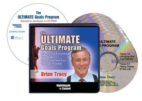 9781633120020: The Ultimate Goals Program (8 Compact Discs & Writable PDF Workbook)