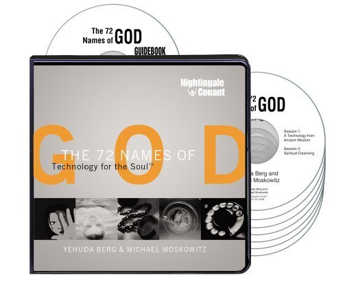 9781633120921: The 72 Names of God (7 Compact Discs/PDF Workbook)
