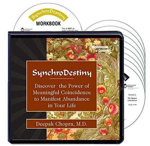 9781633123373: SynchroDestiny - 8 CDs, PDF Workbook, Journal
