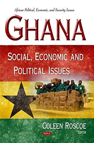 Ghana: Social, Economic and Political Issues (Hardback)