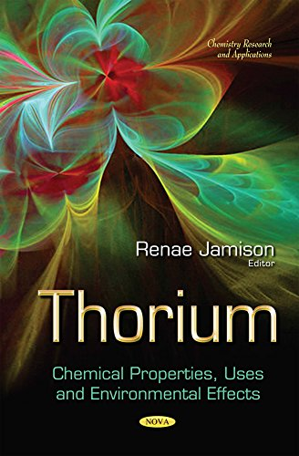 Thorium (Chemistry Research and Applications): Jamison, Renae