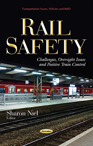 9781633213647: Rail Safety (Transportation Issues Policies)