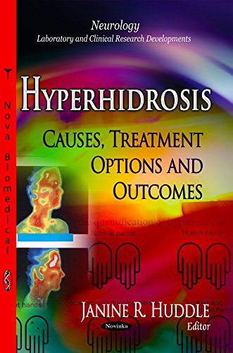 9781633215160: Hyperhidrosis: Causes, Treatment Options and Outcomes (Neurology-laboratory and Clinical Research Developments)