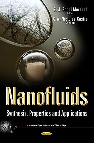 Nanofluids (Nanotechnology Science & Techn)