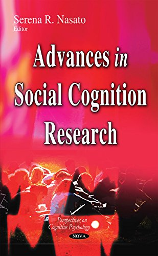 Advances in Social Cognition Research (Perspectives on Cognitive Psychology)