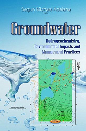 Groundwater (Water Resource Planning, Development and Management): Segun Michael Adelana