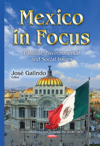 9781633218857: Mexico in Focus (Latin American Political, Economic, and Security Issues)