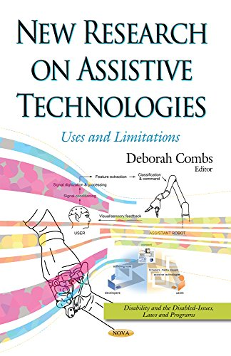 9781633219793: New Research on Assistive Technologies: Uses and Limitations (Disability and the Disabled-issues, Laws and Programs)