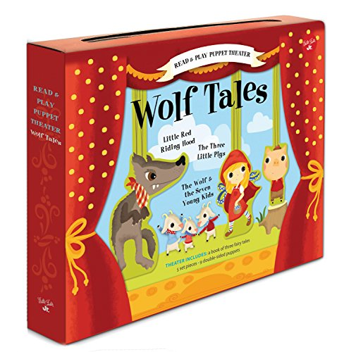 9781633220584: Wolf Tales (Read & Play Puppet Theater)