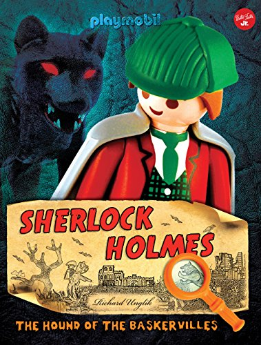 9781633220782: Sherlock Holmes: The Hound of the Baskervilles (Playmobil)