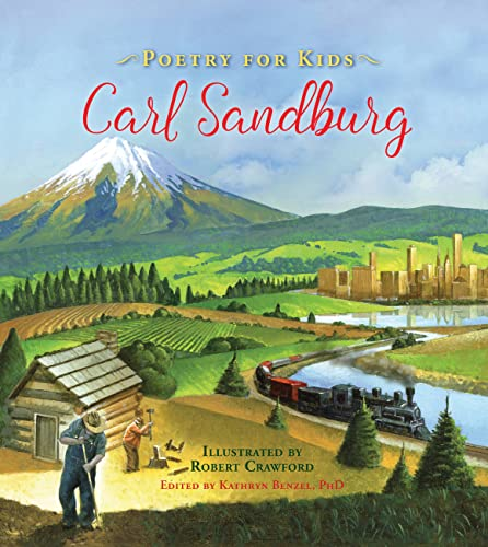 9781633221512: Poetry for Kids: Carl Sandburg