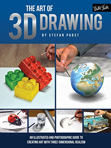9781633221710: The Art of 3D Drawing: An illustrated and photographic guide to creating art with three-dimensional realism