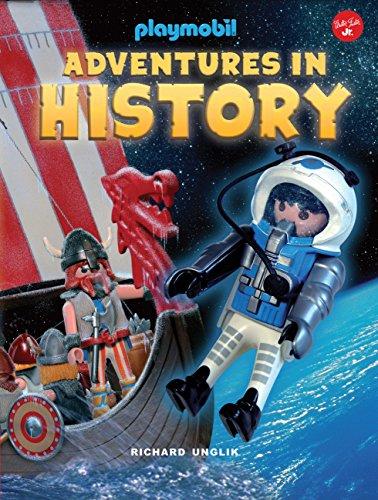 9781633221857: Adventures in History (Playmobil)