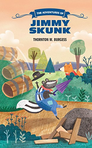 9781633222939: The Adventures of Jimmy Skunk (The Thornton Burgess Library)