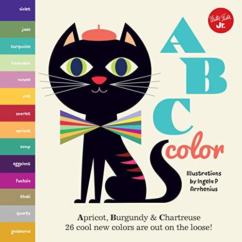Little Concepts: ABC Color: Apricot, Burgundy &