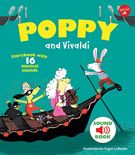 9781633225992: Poppy and Vivaldi: With 16 musical sounds!