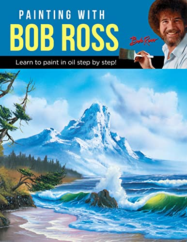 9781633226524: Painting with Bob Ross: Learn to paint in oil step by step!