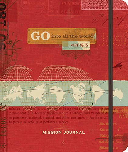 9781633260122: Go Into All the World Mission Journal (Flex Journal)