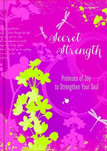 9781633260221: Secret Strength: Promises of Joy to Strengthen Soul (Pocket Inspirations)
