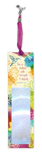Strength & Dignity Bookmark: Ellie Claire