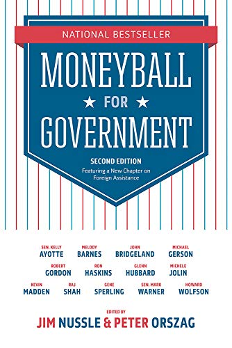 9781633310032: Moneyball for Government, Second Edition
