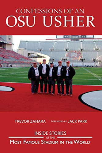 Confessions of an OSU Usher: The Ohio State Buckeye Usher Journal: Zahara, Trevor