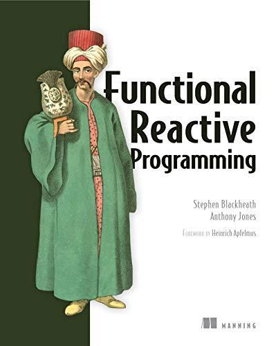 9781633430105: Functional Reactive Programming