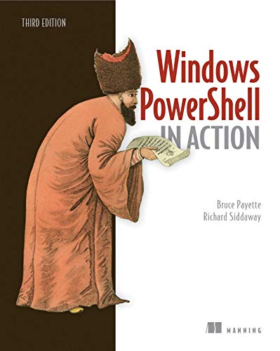 9781633430297: Windows PowerShell in Action, 3E