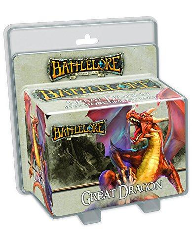 9781633440128: Battlelore: Great Dragon Reinforcement Pack