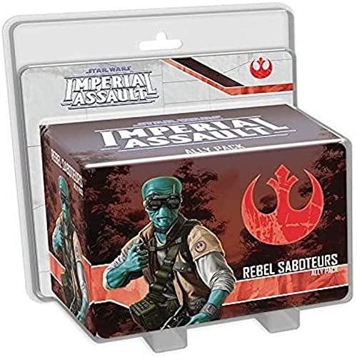 9781633440272: Star Wars Imperial Assault - Rebel Saboteurs Pack