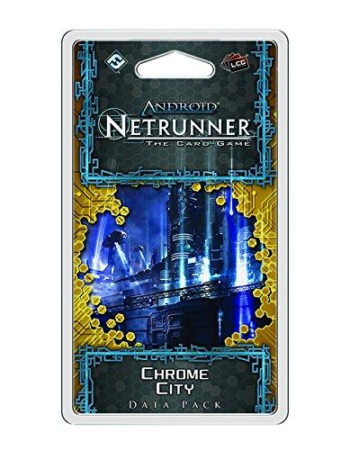 9781633440326: Android Netrunner Lcg: Chrome