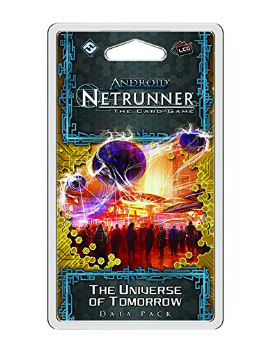 Android Netrunner LCG: The Universe of Tomorrow Data Pack