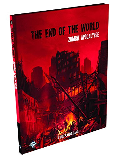 9781633440555: The End of the World: Zombie Apocalypse RPG