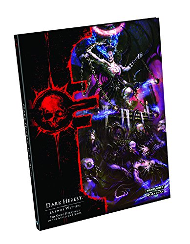 9781633440586: Dark Heresy Rpg - Enemies Within