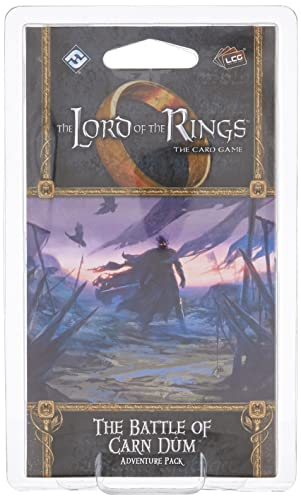 9781633440777: Lord of the Rings LCG: The Battle of Carn Dum Adventure Pack