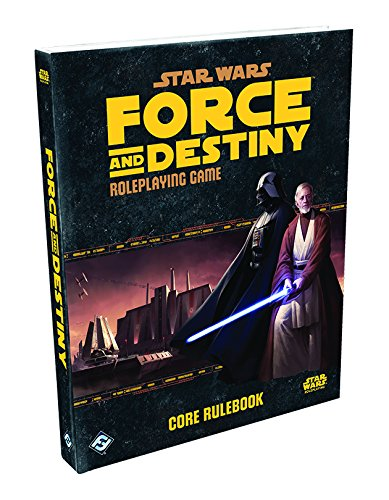 9781633441224: Star Wars: Force and Destiny Core Rulebook