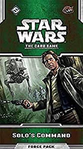 9781633441811: Star Wars Lcg Solo's Command Force Pack Expansion