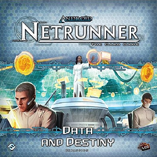9781633441941: Android Netrunner: Data and Destiny Deluxe Expansion