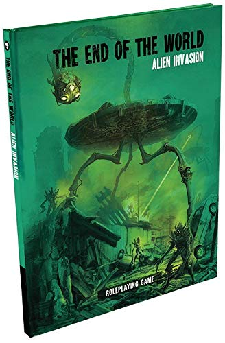 End of The World: Alien Invasion Game