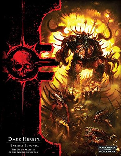 9781633442405: Dark Heresy: Enemies Beyond (Warhammer 40,000 Roleplay)