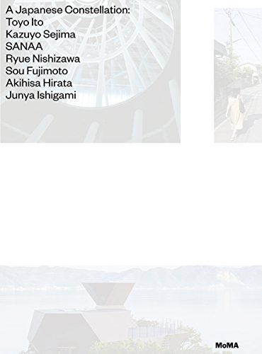 9781633450097: A Japanese Constellation: Toyo Ito, SANAA, and Beyond