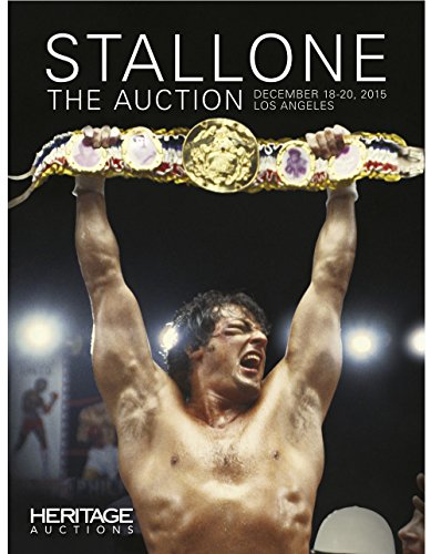 9781633511446: Heritage Auctions Stallone The Auction- Los Angeles #7111