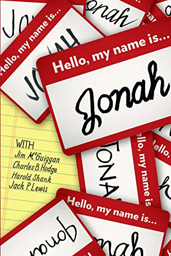9781633570085: Hello, My Name is Jonah: So Is Yours