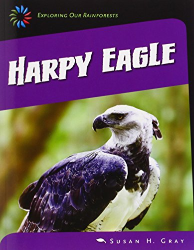 Harpy Eagle: Susan H., Gray