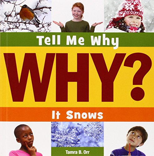 It Snows (Tell Me Why?): Orr, Tamra B.