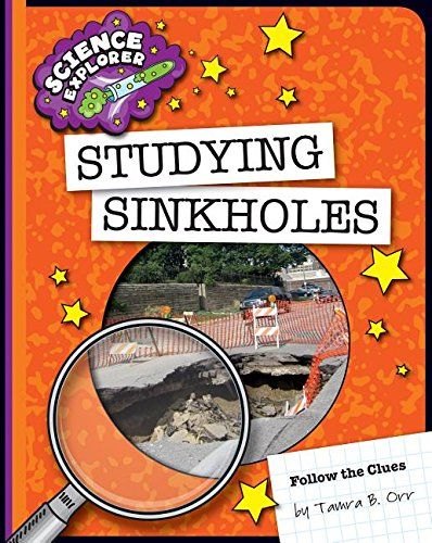 9781633624191: Studying Sinkholes (Science Explorer)