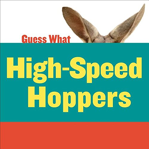 Highspeed Hoppers: Kangaroo (Hardcover): Kelly Calhoun