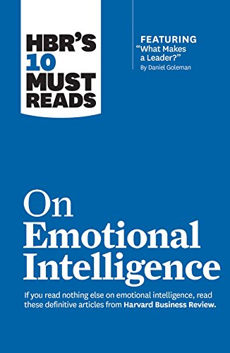 9781633690196: HBR's 10 Must Reads on Emotional Intelligence (with featured article